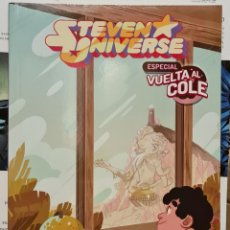 Cómics: STEVEN UNIVERSE VOLUMEN TRES 3 ESPECIAL VUELTA AL COLE - NORMA COMICS - NUEVO. Lote 255422070