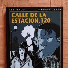 Cómics: CALLE DE LA ESTACION, 120, DE JACQUES TARDI. Lote 255515365