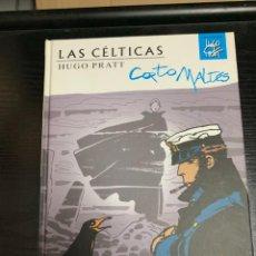 Cómics: COROT MALTÉS: LAS CÉLTICAS, DE HUGO PRATT. Lote 255521595