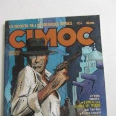 Cómics: CIMOC Nº 34 NORMA ARX91. Lote 255523660