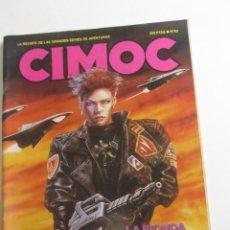 Cómics: CIMOC Nº 82 - NORMA ARX91. Lote 255526280