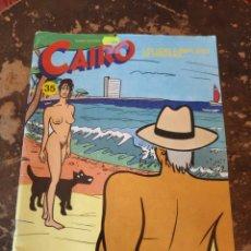 Cómics: CAIRO N° 35 (NORMA EDITORIAL). Lote 255539445