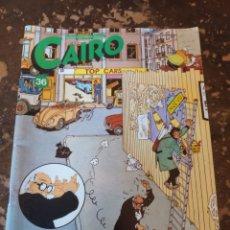 Cómics: CAIRO N° 36 (NORMA EDITORIAL). Lote 255539570
