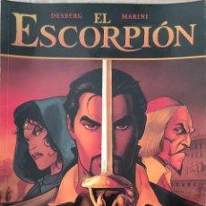 Cómics: EL ESCORPIÓN Nº 01 (COLECCIÓN CIMOC EXTRA COLOR Nº 181). Lote 255541885
