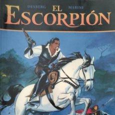 Cómics: EL ESCORPIÓN Nº 02 (COLECCIÓN CIMOC EXTRA COLOR Nº 190). Lote 255541935