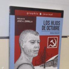 Comics: LOS HIJOS DE OCTUBRE NORMA OFERTA. Lote 256157785