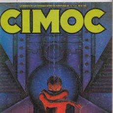 Cómics: CIMOC 105 - NORMA EDITORIAL. Lote 257276275