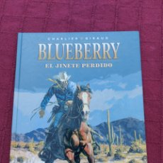 Cómics: BLUEBERRY-EL JINETE PERDIDO-NORMA EDITORIAL-COMIC DEL OESTE. Lote 257318180