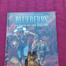 Cómics: BLUEBERRY-LA PISTA DE LOS NAVAJOS- NORMA EDITORIAL-COMIC DEL OESTE. Lote 257322150