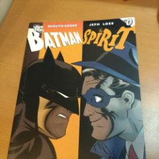 Cómics: THE SPIRIT 0: BATMAN/THE SPIRIT - DARWYN COOKE/JEPH LOEB. Lote 257432180