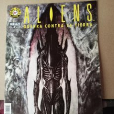 Cómics: ALIENS -GUERRA CONTRA LA TIERRA - N 3 -EDITORIAL NORMA. Lote 257509460