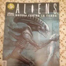 Cómics: ALIENS -GUERRA CONTRA LA TIERRA - N 2 -EDITORIAL NORMA. Lote 257509620