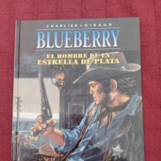 Cómics: BLUEBERRY, EL HOMBRE DE LA ESTRELLA DE PLATA-NORMA EDITORIAL- COMIC DEL OESTE. Lote 257522460
