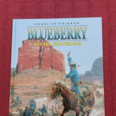 Cómics: BLUEBERRY, AGUILA SOLITARIA-NORMA EDITORIAL-COMIC DEL OESTE, BUEN ESTADO. Lote 257525410