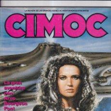 Cómics: CIMOC 90 - NORMA EDITORIAL. Lote 257625355