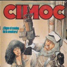 Cómics: CIMOC 126 - NORMA EDITORIAL. Lote 257626200