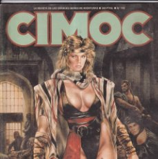 Cómics: CIMOC 102 - NORMA EDITORIAL. Lote 257627725