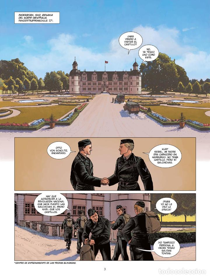 Cómics: Cómics. KRIEG MACHINE - Jean-Pierre Pécau / Mavric / Anddronik (Cartoné) - Foto 2 - 257639925