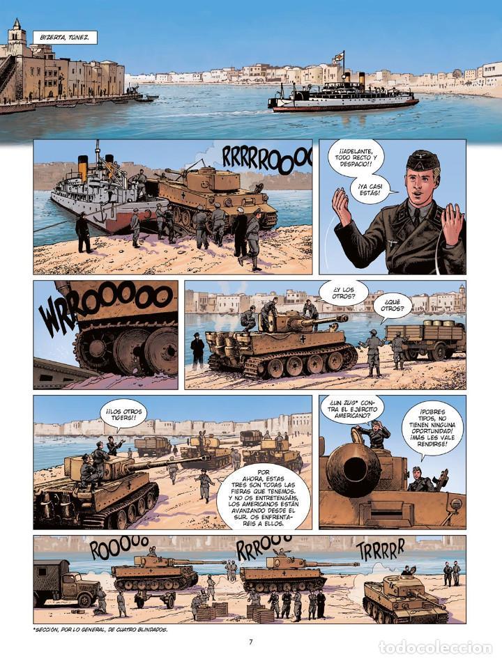 Cómics: Cómics. KRIEG MACHINE - Jean-Pierre Pécau / Mavric / Anddronik (Cartoné) - Foto 6 - 257639925