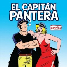 Cómics: CARRILLO. EL CAPITAN PANTERA. .INTEGRAL. TAPA DURA. 300 PAGINAS . GLENAT. Lote 257679740