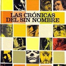 Cómics: LUIS GARCIA. LAS CRONICAS DEL SIN NOMBRE. GLENAT TAPA DURA. 116 PAGINAS. Lote 287675943