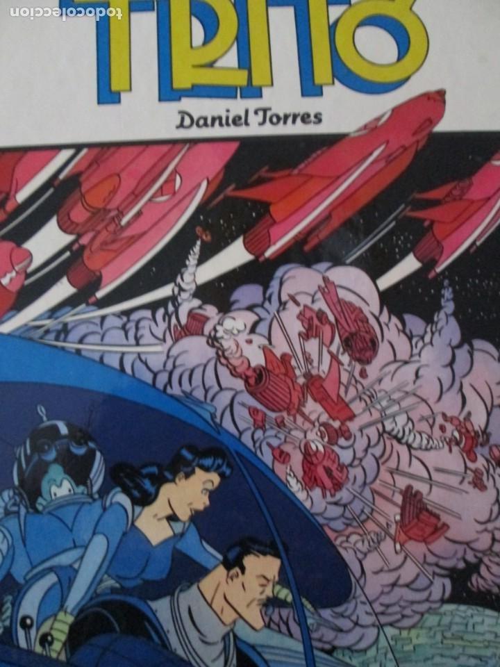 DANIEL TORRES--TRITO (Tebeos y Comics - Norma - Comic Europeo)