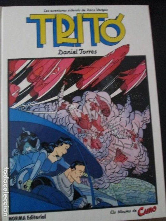DANIEL TORRES --TRITO (Tebeos y Comics - Norma - Comic Europeo)