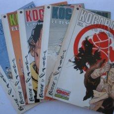 Cómics: KOGARATSU - BOSSE & MICHETZ - 5 NÚMEROS - OBRA COMPLETA - CIMOC EXTRA COLOR - NORMA EDITORIAL.. Lote 257839350