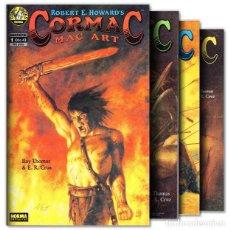 Cómics: CORMAC MAC ART COMPLETA. Lote 257839680