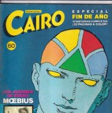 Cómics: CAIRO - NÚMERO 60 - NORMA EDITORIAL. Lote 257874860