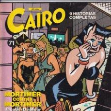 Cómics: CAIRO - NÚMERO 71 - NORMA EDITORIAL. Lote 257875395