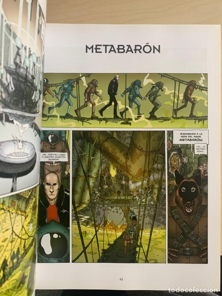 Cómics: El incal. Alejandro Jodorowsky-Moebius. Edición definitiva. NORMA Editorial. - Foto 4 - 258005160