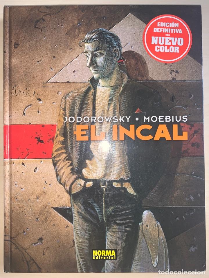EL INCAL. ALEJANDRO JODOROWSKY-MOEBIUS. EDICIÓN DEFINITIVA. NORMA EDITORIAL. (Tebeos y Comics - Norma - Otros)