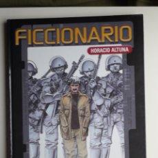 Comics : FICCIONARIO. HORACIO ALTUNA. TOMO CARTONE. EXCELENTE ESTADO. Lote 258109040