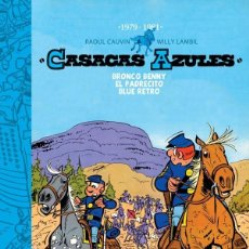Cómics: CASACAS AZULES. DOLMEN. TOMOS 1 AL 14 EXCEPTO EL Nº3. TAPA DURA. FUERA BORDA. Lote 258501610