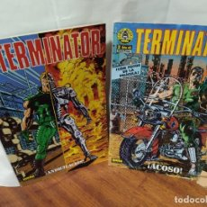 Cómics: TERMINATOR NORMA - COMPLETA 4 NÚMEROS. Lote 274251813