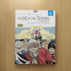 Cómics: LA ISLA DEL TESORO - SECUESTRADO. HUGO PRATT/MINO MILANI. Lote 259010320