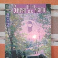 Cómics: SANDMAN TEATRO DE MISTERIO - COMIC - ZINCO. Lote 260052955
