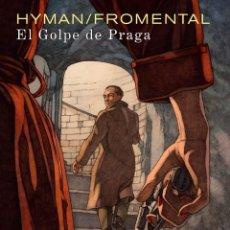 Cómics: EL GOLPE DE PRAGA. INTEGRAL 112 PAGINAS. PONENT MON. TAPA DURA.. Lote 260588070