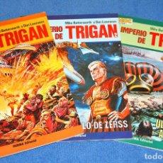 Cómics: EL IMPERIO DE TRIGAN (CÓMICS 1, 2 Y 3) NORMA EDITORIAL CIMOC - EXCELENTE ESTADO. Lote 260600070