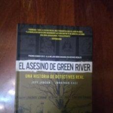 Comics: EL ASESINO DE GREEN RIVER. Lote 260709955