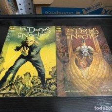 Comics: LOS DONES DE LA NOCHE, DE PAUL CHADWICK Y JOHN BOLTON. COMPLETA. 2 PRESTIGIOS. Lote 260765800