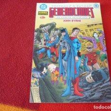Cómics: SUPERMAN Y BATMAN GENERACIONES UN MUNDO IMAGINARIO 2 (BYRNE) OTROS MUNDOS ¡MUY BUEN ESTADO! NORMA DC. Lote 260816215