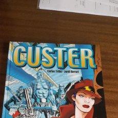 Cómics: CUSTER. Lote 260830285