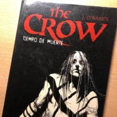 Cómics: THE CROW TIEMPO DE MUERTE - NORMA EDITORIAL. Lote 260870875