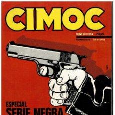Cómics: CIMOS ESPECIAL SERIE NEGRA. NORMA 1981.. Lote 261113415