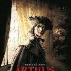 Cómics: ARTHUS TRIVIUM - RAULEN & LANDA - I - LOS ANGELES DE NOSTRADAMUS - A ESTRENAR. Lote 261664120