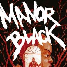 Comics: MANOR BLACK. NORMA EDITORIAL. RUSTICA. 112 PAGINAS. POR LOS CREADORES DE HARROW COUNTY. Lote 261944285