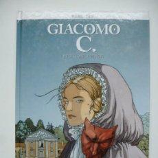 Cómics: GIACOMO C 5. POR EL AMOR DE MI PRIMA. DUFAUX - GRIFFO. NORMA EDITORIAL. PRIMERA EDICIÓN. Lote 262037405