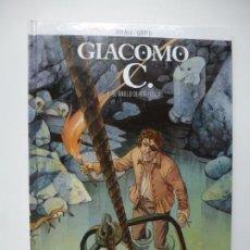 Cómics: GIACOMO C 6. EL ANILLO DE LOS FOSCA. DUFAUX - GRIFFO. NORMA EDITORIAL. PRIMERA EDICIÓN. Lote 262038025